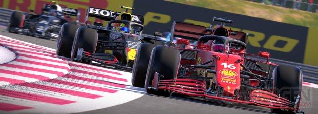 Banner adhesivo de prueba F1 2021