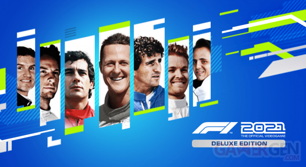 F1 2021 Deluxe Edition MyTeam Icon Driver