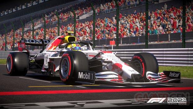 F1 2021 Red Bull Honda GP Turquie Japon