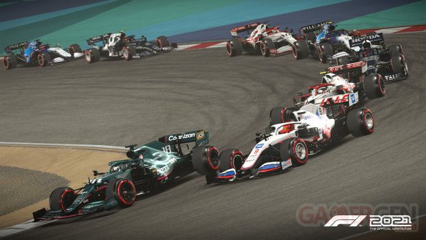F1 2021 screenshot 7