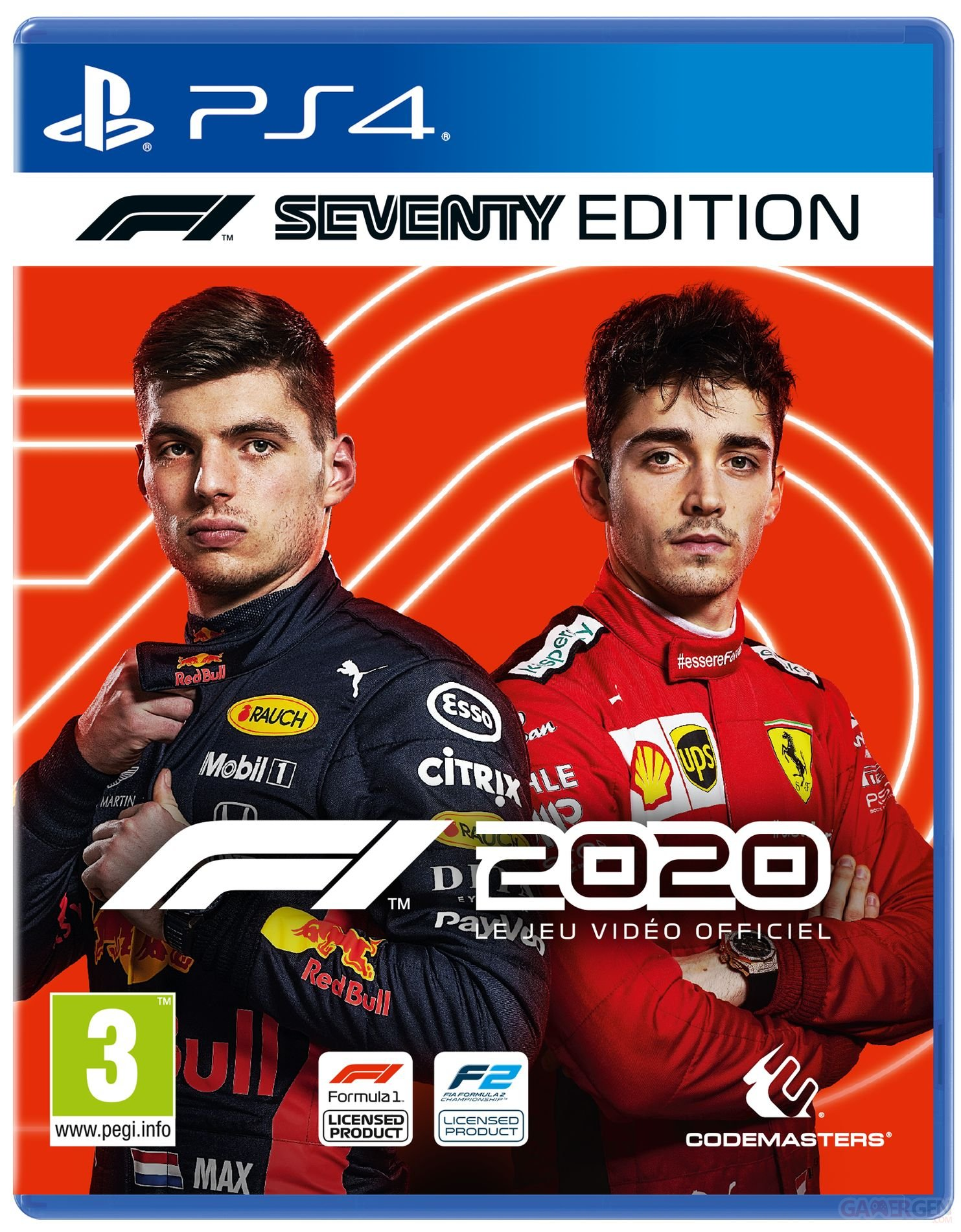 F1 2020 : une vidéo de gameplay sur le circuit de Zandvoort