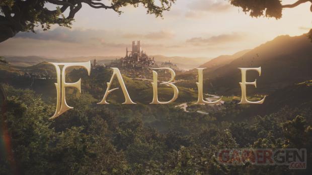Fable 2020 logo head