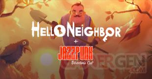facebook social hello neighbor+jazzpunk dircut gog