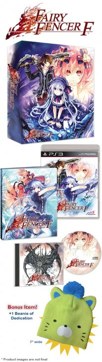 Fairy Fencer F collector 2