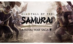 Fall of the Samurai A Total War Saga head logo