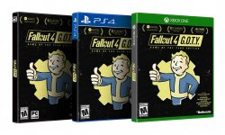 Fallout 4 GOTY Game of the Year Edition