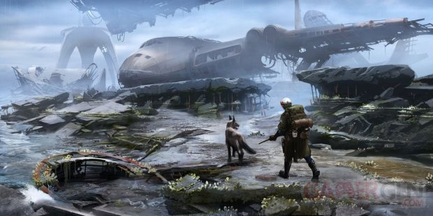 Fallout 4 patch 1 5 artwork