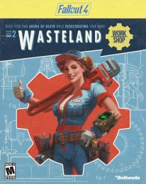 Fallout 4 Wasteland Workshop art 1