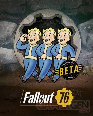Fallout 76 bêta 11 06 2018