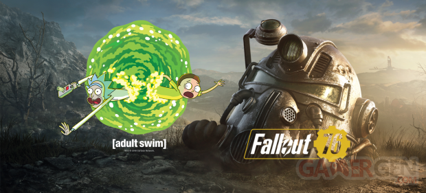 Fallout 76 Rick and Morty