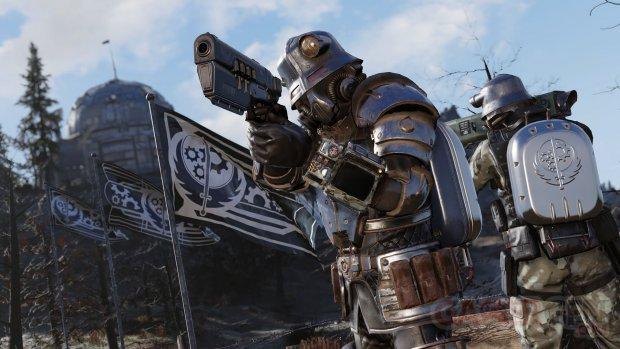 Fallout 76 Tempête en approche