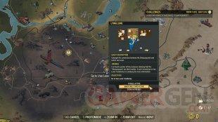 Fallout 76 Wastelanders UI screenshot 1