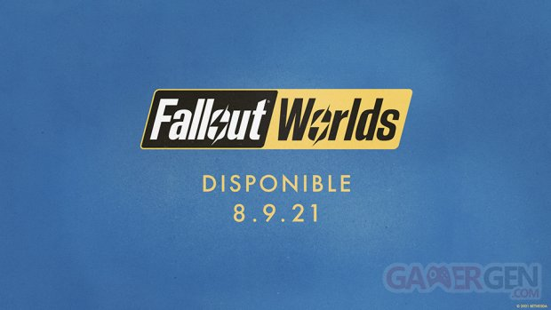 Fallout 76 Worlds date sortie