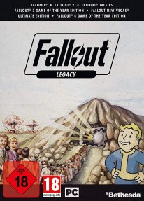 Fallout Legacy Collection art