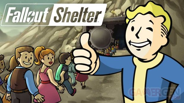 Fallout Shelter artwork
