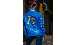 FallOut Vault 76 Premium Leather Jacket Girl B 600x900