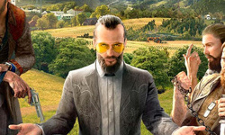 Far Cry 5 Cène