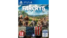 Far Cry 5 - Jaquette PS4 (1)