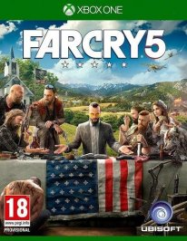 Far Cry 5   Jaquette Xbox One