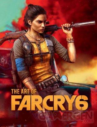 Far Cry 6 artbook 23 06 2021