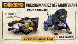 Far Cry 6 bonus précommande 12 07 2020