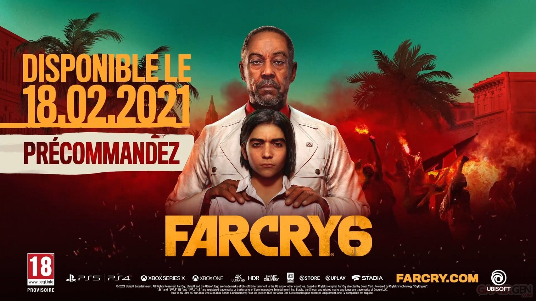 Far Cry 6 Ubisoft Forward S Full Trailer Leaked With El Presidente And His Son Archynewsy