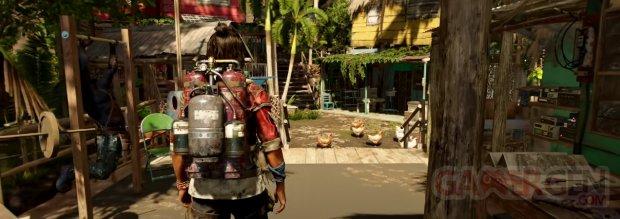 Far Cry 6 gameplay tps troisième personne