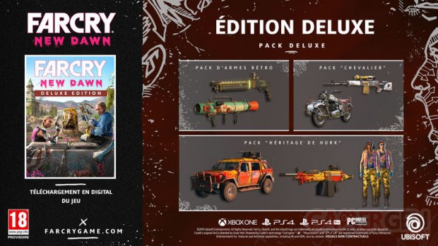 Far Cry New Dawn Edition Deluxe