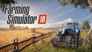 Farming Simulator 16.