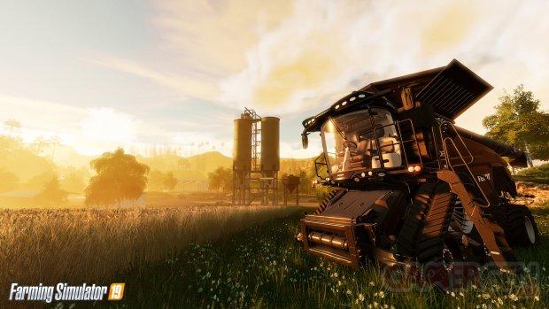 Farming Simulator 19 Screenshot 01 logo