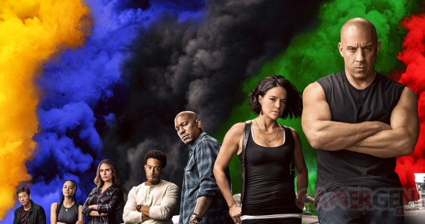 Fast and Furious 9 poster affiche banner