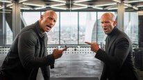 Fast & Furious  Hobbs & Shaw images critiques