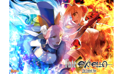 fate extella the umbral star art