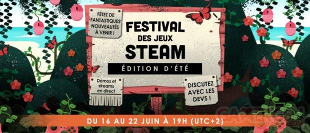 Festival des jeux Steam Édition d'été head