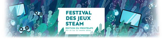 Festival des jeux Steam Edition du Printemps