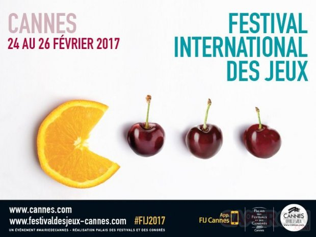 festival international des jeux de Cannes 2017