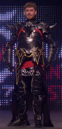 ffxiv cosplay armored