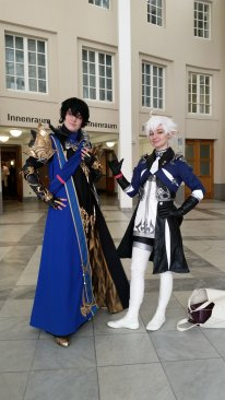 ffxiv cosplay aymeric