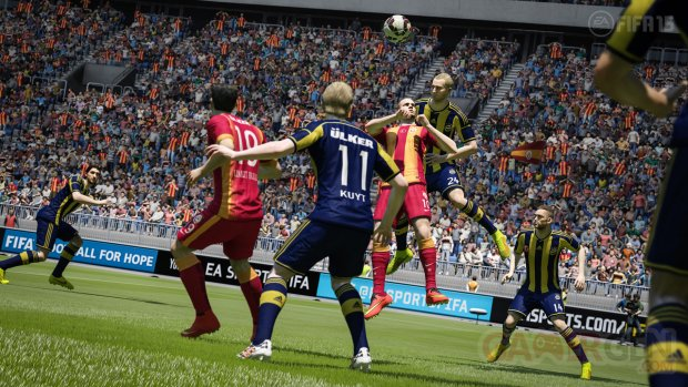 FIFA 15 07 08 2014 turkish super lig screenshot 1