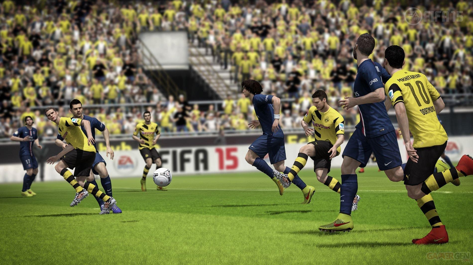Fifa 15 De