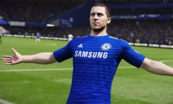 FIFA 15 Eden Hazard head