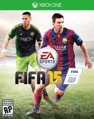 FIFA 15 jaquette USA Xbox One