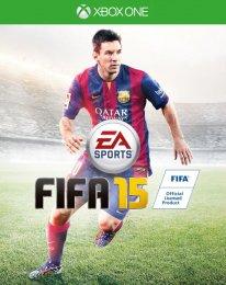 FIFA 15 jaquette Xbox One