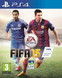 FIFA 15 PEGI jaquette PS