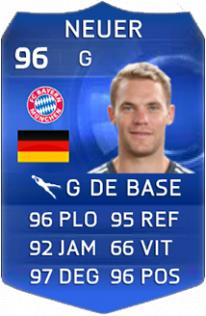 FIFA 15 Ultimate Team e?quipe type 2014 images screenshots 4