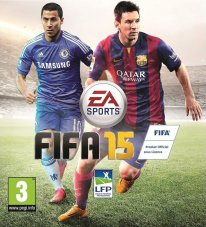 FIFA 15 vierge
