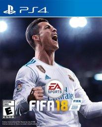 FIFA 18 20 08 2017 jaquette définitive