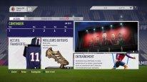 FIFA 18 Carrière (dans les menus) 1