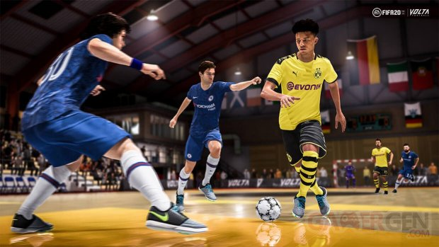 FIFA 20 Bundesliga 5