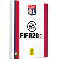 FIFA 20 Olympique Lyonnais steelbook 1
